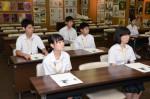 平成27年度体験入学<筑山中学校>【36】