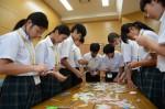 平成27年度体験入学<筑山中学校>【52】
