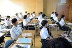平成27年度体験入学<筑山中学校>【61】