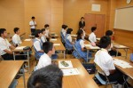 平成27年度体験入学<太宰府中学校>【6】