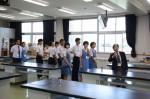 平成27年度体験入学<太宰府中学校>【11】