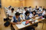 平成27年度体験入学<太宰府中学校>【21】