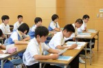平成27年度体験入学<太宰府中学校>【22】