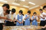 平成27年度体験入学<太宰府中学校>【32】
