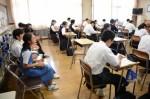 平成27年度体験入学<太宰府中学校>【34】