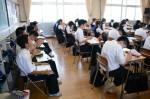 平成27年度体験入学<太宰府中学校>【37】