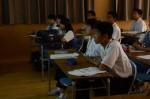 平成27年度体験入学<太宰府中学校>【43】
