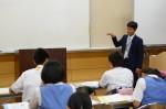 平成27年度体験入学<太宰府中学校>【49】