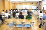 平成27年度体験入学<太宰府西中学校・春日東中学校>【4】