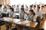平成27年度体験入学<太宰府西中学校・春日東中学校>【11】