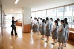 平成27年度体験入学<太宰府西中学校・春日東中学校>【16】