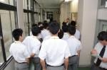 平成27年度体験入学<太宰府西中学校・春日東中学校>【18】