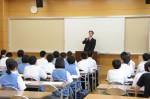平成27年度体験入学<太宰府西中学校・春日東中学校>【25】
