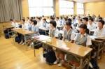 平成27年度体験入学<太宰府西中学校・春日東中学校>【27】