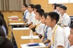 平成27年度体験入学<太宰府西中学校・春日東中学校>【28】