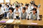 平成27年度体験入学<太宰府西中学校・春日東中学校>【29】