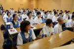 平成27年度体験入学<太宰府西中学校・春日東中学校>【31】