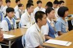 平成27年度体験入学<太宰府西中学校・春日東中学校>【32】
