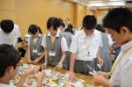 平成27年度体験入学<太宰府西中学校・春日東中学校>【49】