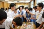 平成27年度体験入学<太宰府西中学校・春日東中学校>【51】