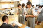 平成27年度体験入学<太宰府西中学校・春日東中学校>【55】