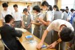 平成27年度体験入学<太宰府西中学校・春日東中学校>【56】