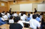平成27年度体験入学<太宰府西中学校・春日東中学校>【58】