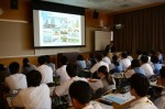 平成27年度体験入学<太宰府西中学校・春日東中学校>【60】
