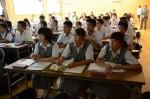平成27年度体験入学<太宰府西中学校・春日東中学校>【61】