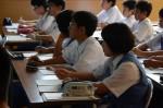 平成27年度体験入学<太宰府西中学校・春日東中学校>【63】