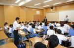 平成27年度体験入学<太宰府西中学校・春日東中学校>【73】