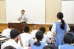 平成27年度体験入学<太宰府西中学校・春日東中学校>【75】