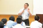 平成27年度体験入学<太宰府西中学校・春日東中学校>【76】