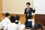 平成27年度体験入学<二日市中学校>【3】