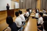 平成27年度体験入学<二日市中学校>【7】