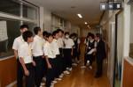 平成27年度体験入学<二日市中学校>【13】