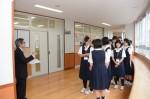 平成27年度体験入学<二日市中学校>【14】