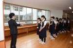 平成27年度体験入学<二日市中学校>【16】