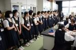 平成27年度体験入学<二日市中学校>【17】