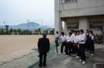 平成27年度体験入学<二日市中学校>【18】
