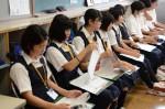 平成27年度体験入学<二日市中学校>【19】