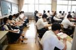 平成27年度体験入学<二日市中学校>【20】