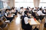 平成27年度体験入学<二日市中学校>【22】