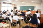 平成27年度体験入学<二日市中学校>【23】