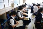 平成27年度体験入学<二日市中学校>【25】