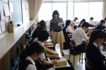 平成27年度体験入学<二日市中学校>【27】