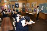 平成27年度体験入学<二日市中学校>【32】