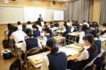 平成27年度体験入学<二日市中学校>【34】