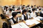 平成27年度体験入学<二日市中学校>【36】