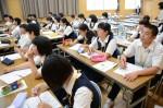 平成27年度体験入学<二日市中学校>【39】
